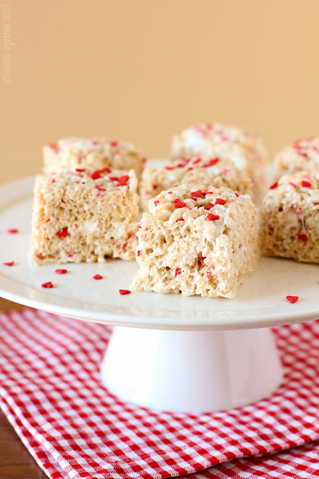 Life Made Simple: Gooey Rice Krispie Treats