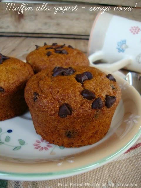 Ricetta Muffin allo yogurt - Senza uova!