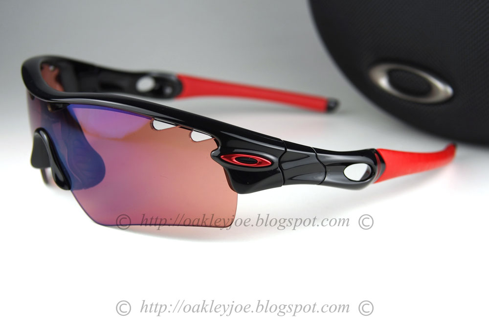 Oakley Radar Path Black Iridium Polarized