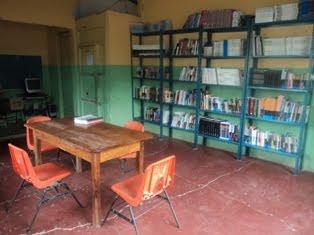 "Biblioteca Escolar ""Johannes Gutenberg"""