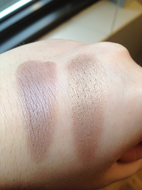 Burberry Eyeshadow Collection +Swatches