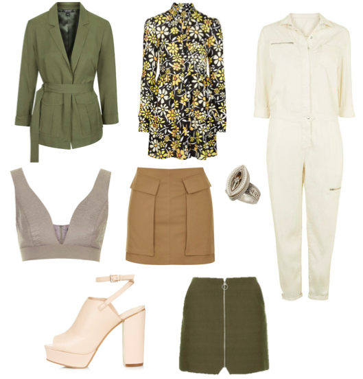 Topshop clothes wishlist