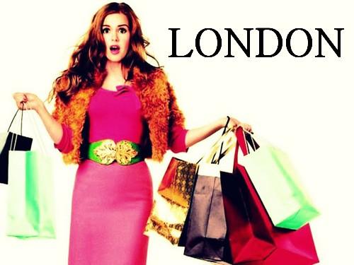 Save Our Sunday: Shop till we drop: LONDON