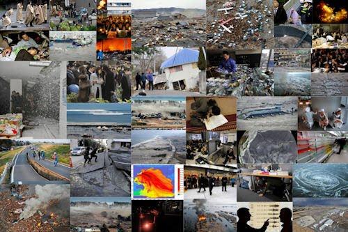 Terremoto de 8.9 grados y Tsunami en Japón (43 fotos)