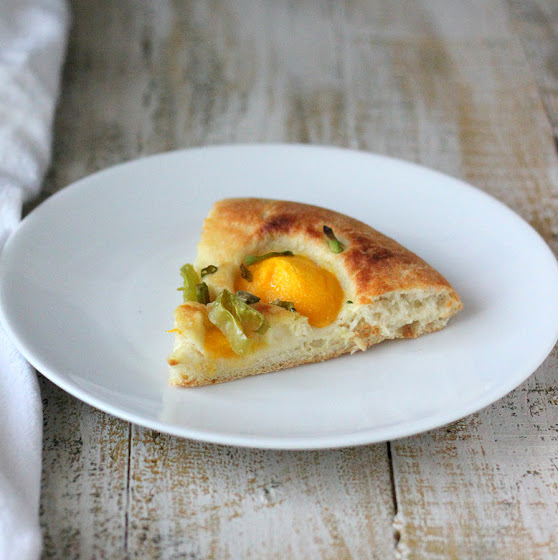 Vegan Richa: Mango Hatch Chile Pizza