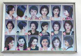 18+Gaya+Rambut Peraturan – Peraturan Aneh Wanita Korea Utara