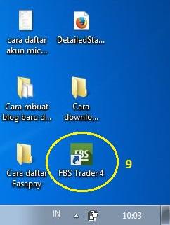 Cara transaksi forex fbs