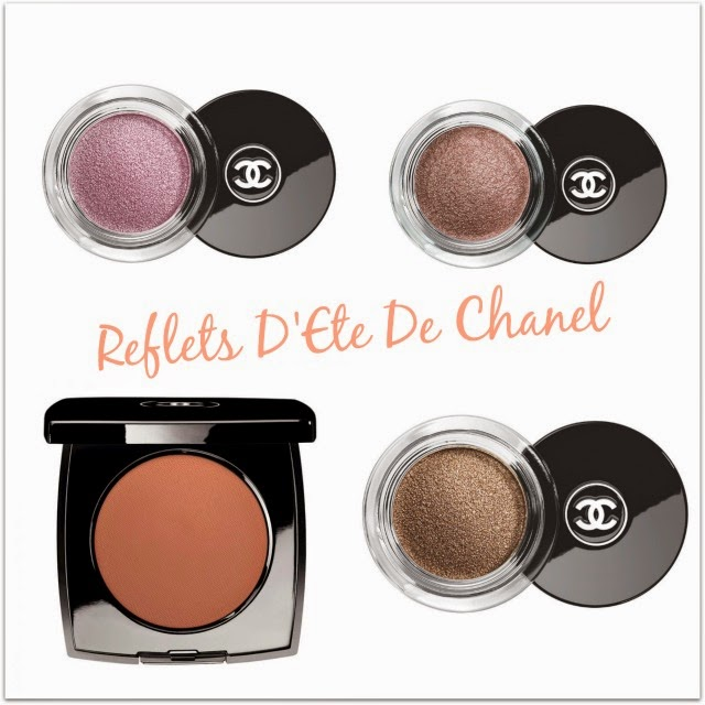 Chanel Summer 2014 Beauty Collection, Reflets D'Ete