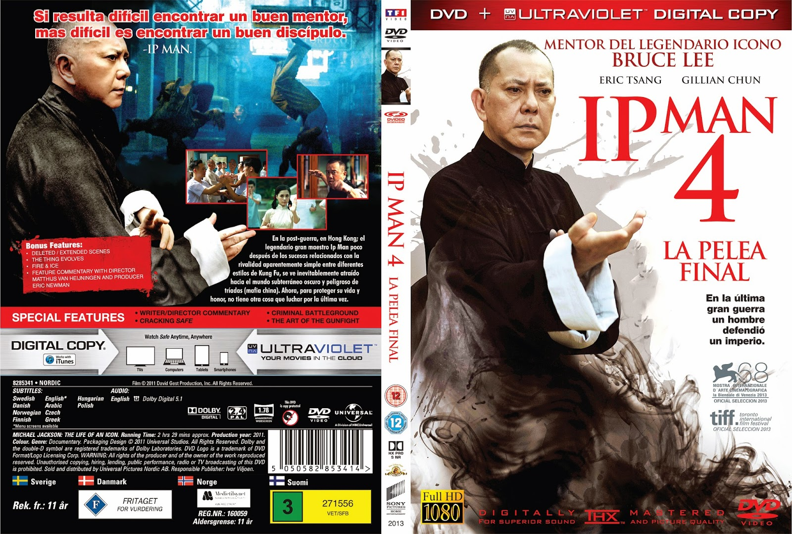 Donnie Yen Ip Man 4