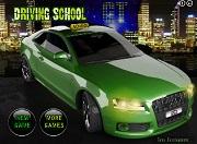 لعبة مدرسة تعلم القيادة