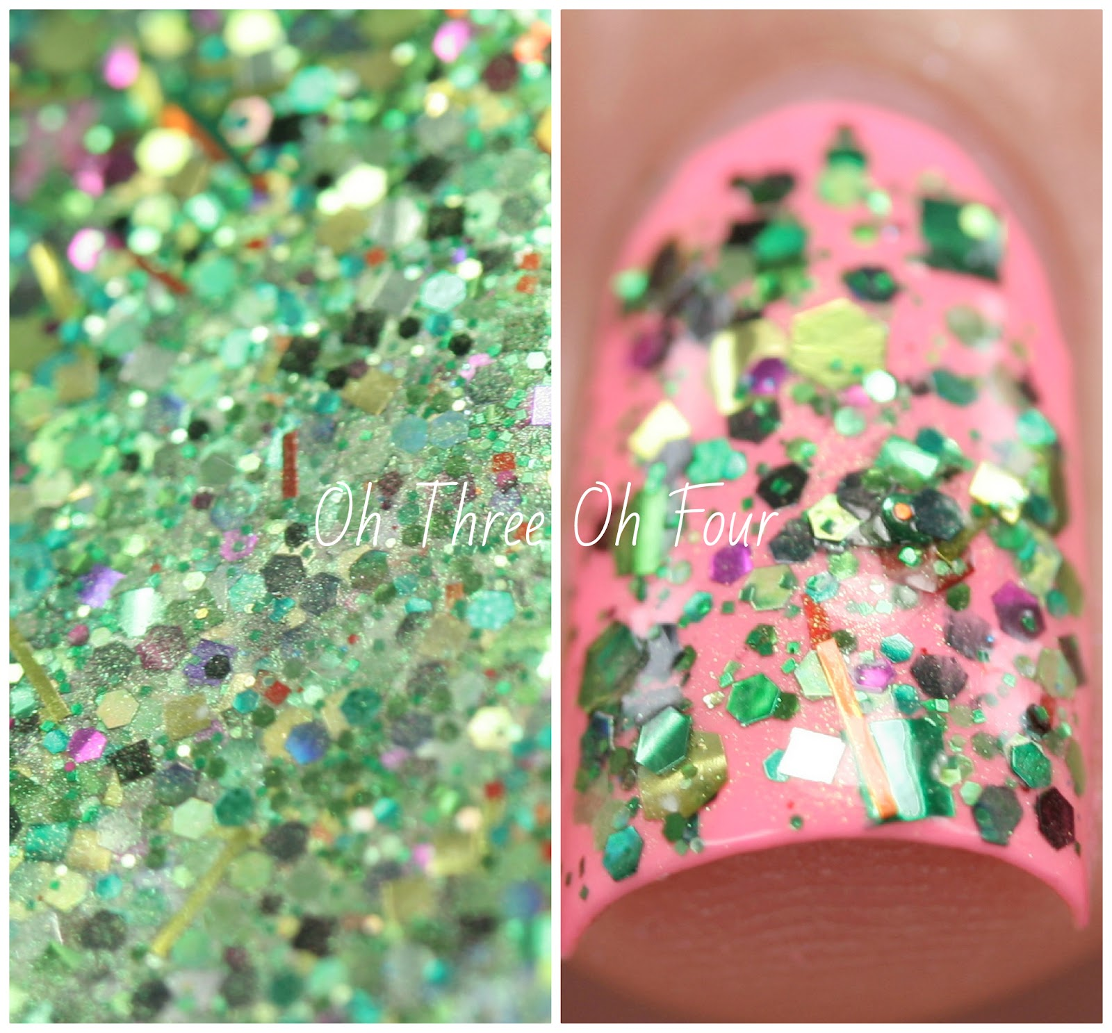 Lynnderella Mulch Love swatch