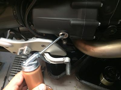 Moto Guzzi Carc Problems