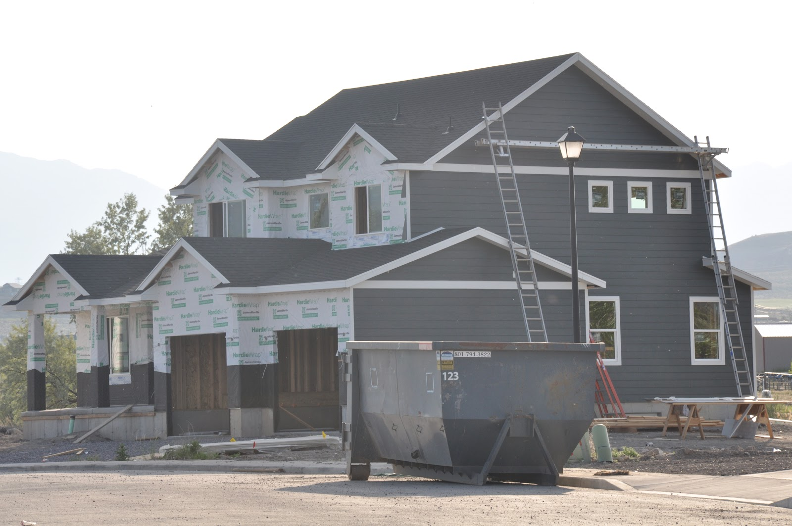 Hardie Board And Insulation