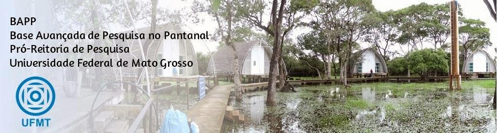 Base Avançada de Pesquisa no Pantanal - BAPP/UFMT