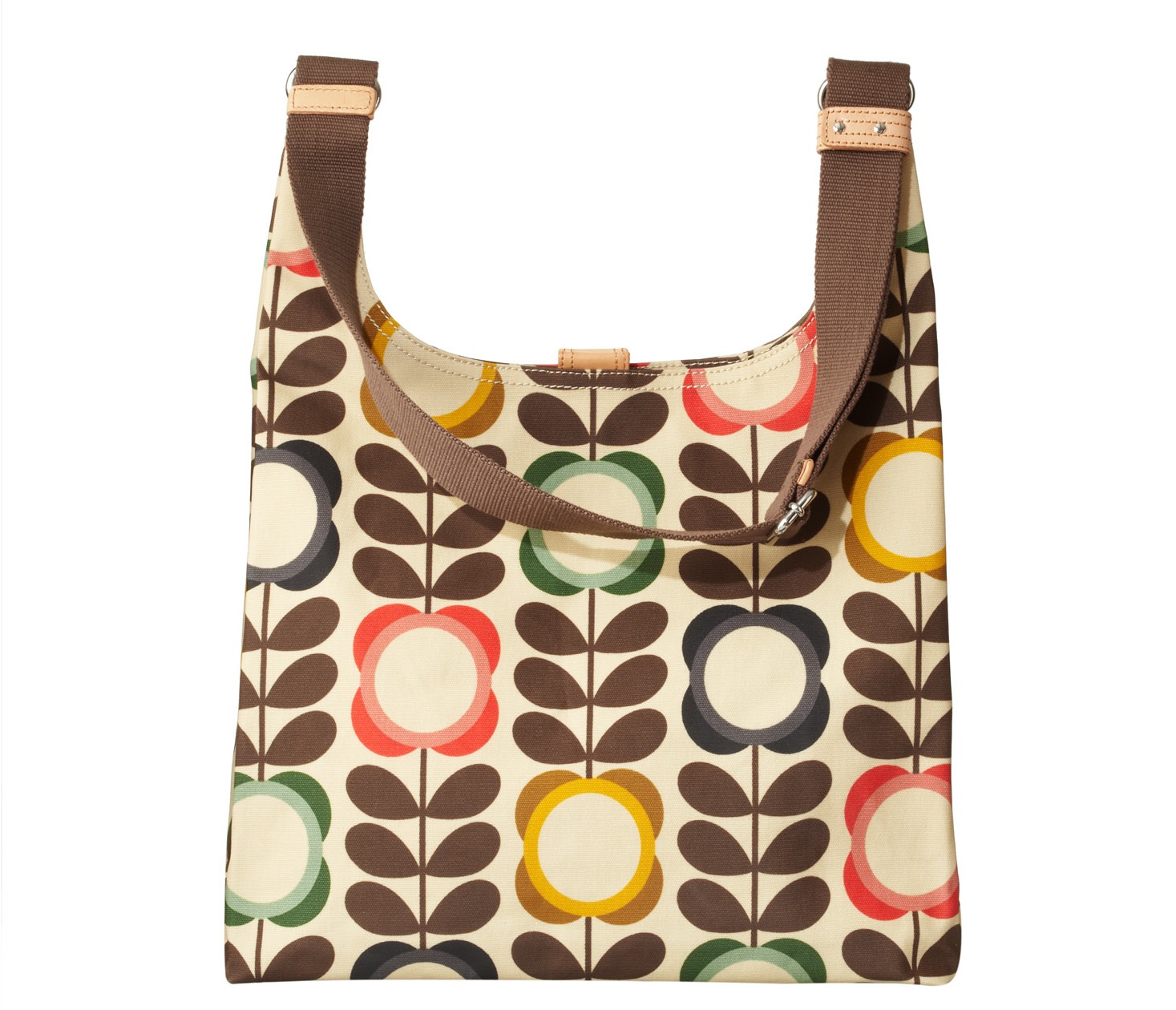 Or just an Orla Kiely with pretty floral prints. (I had to.)