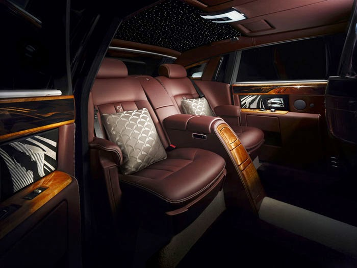 New 2014 Rolls Royce Pinnacle Travel Phantom Concept