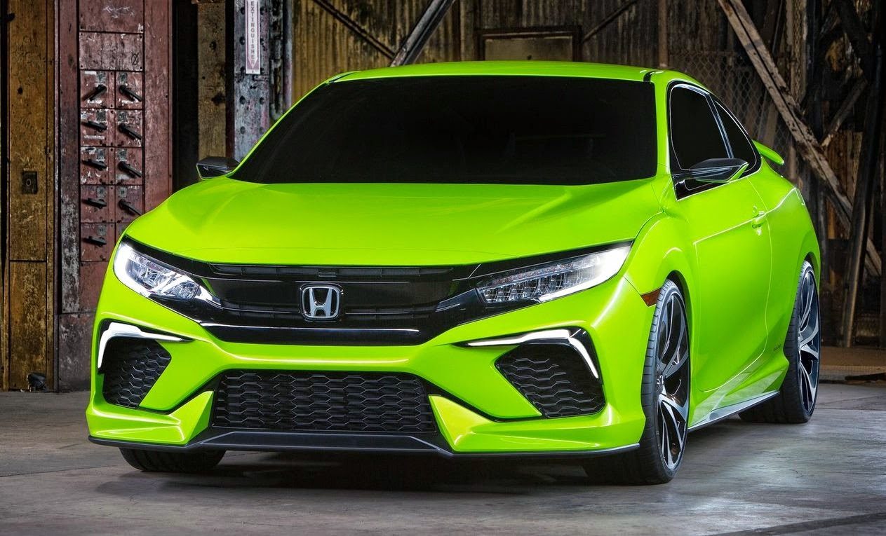 Honda Civic Concept USA