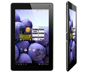 LG anuncia el Optimus Pad LTE, su primer tablet LTE.
