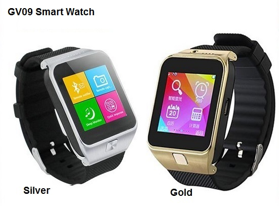 GV09 Smart Watch
