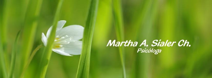 Psicóloga , Perú    Martha Sialer Ch.