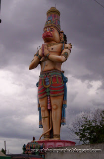 Hanuman-Rural-Temple-Image