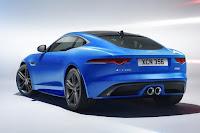 Jaguar F-Type British Design Edition Coupé (2017) Rear Side