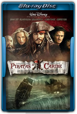 Piratas do Caribe - No Fim do Mundo Torrent Dublado