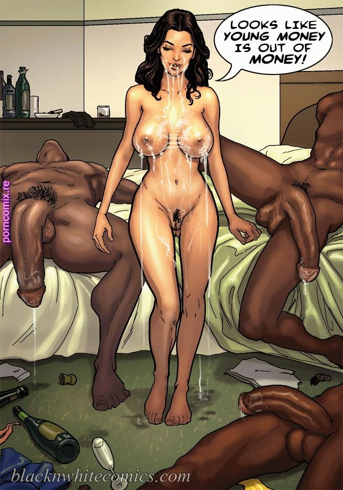 Lara jones porn comics