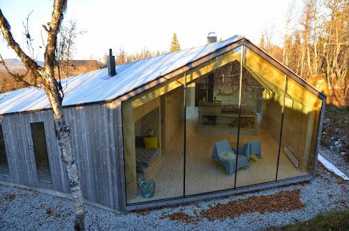 V-Lodge by Reiulf Ramstad Arkitekter