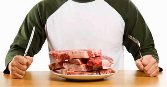 Cara Diet Sehat Setelah Makan Daging di Idul Adha 1438 H