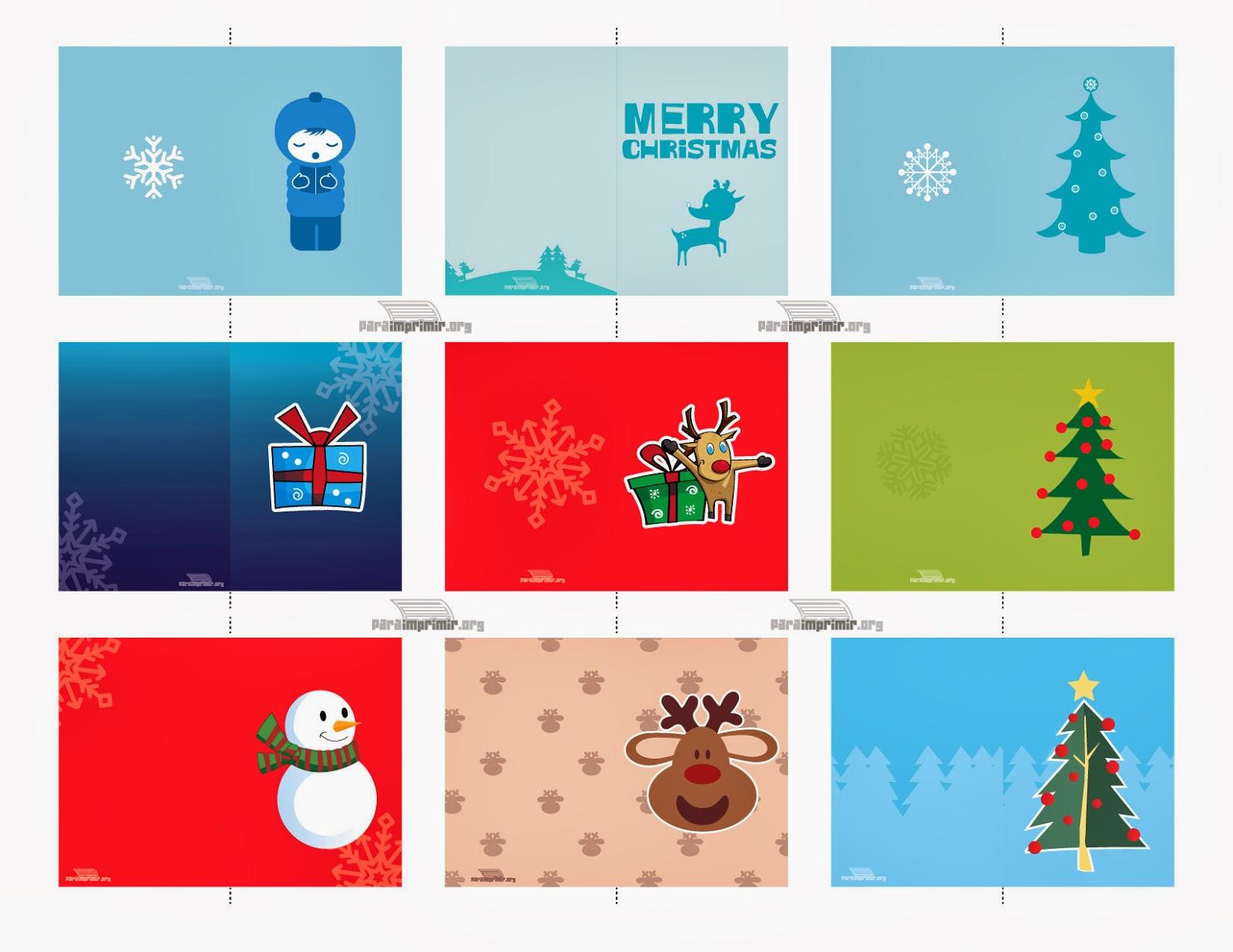 Magnífico Regalos De Navidad Para Colorear Imprimibles Fotos ...