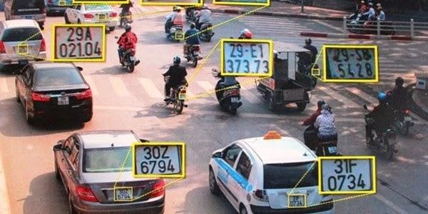 Những địa điểm lắp camera phạt nguội tại Hà Nội