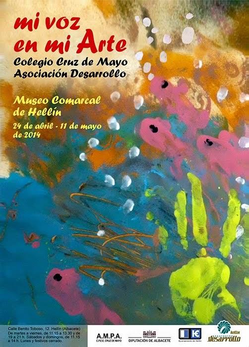 """Exposición """"MI VOZ EN MI ARTE"""""""