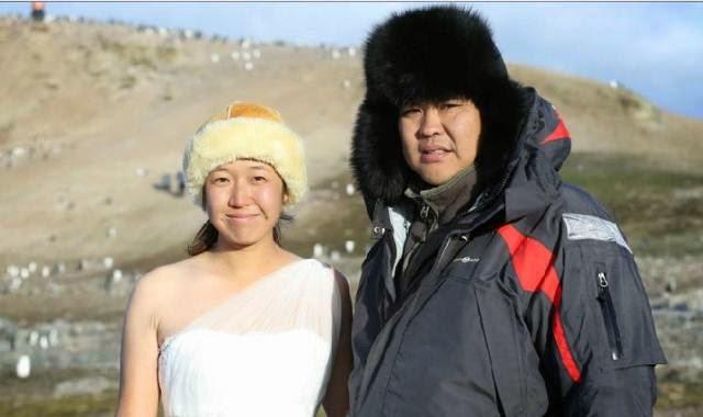 pasang romantis,  Zhang Xinyu dan Liang Hong