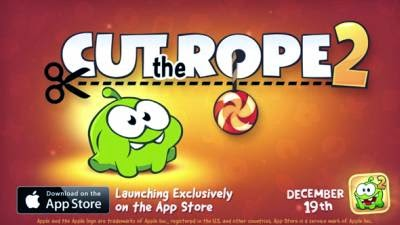 Download Game Cut The Rope 2