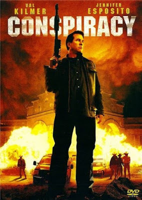 Conspiracy (2008) Dual Audio [Hindi English] DVDRip 300mb