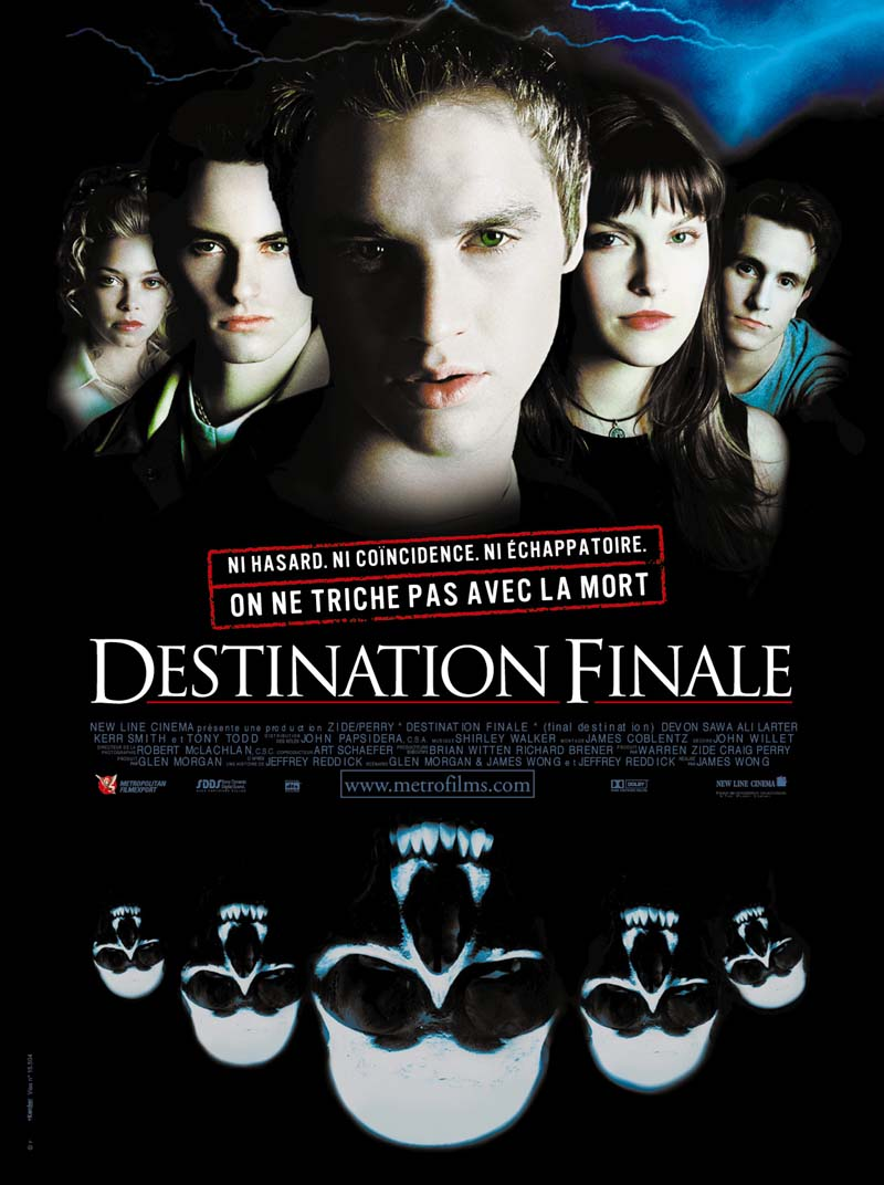 Final Destination 1Final Destination Movie