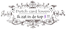 Dutch Card Lovers top 3
