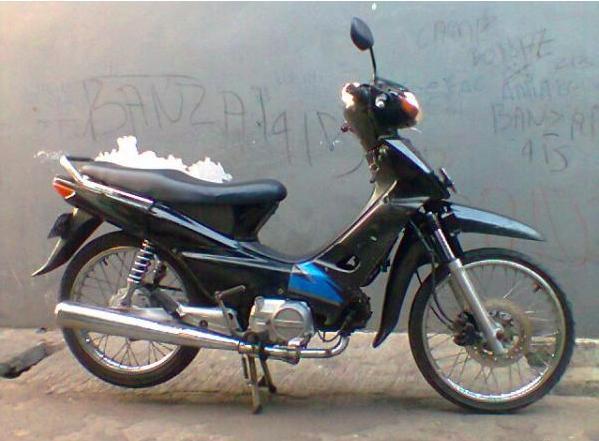 HONDA SUPRA X TAHUN 2000
