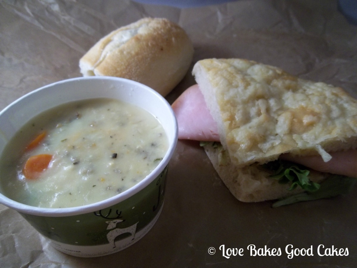 panera bread review love bakes good cakes
