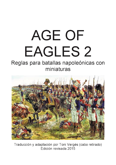 Age of Eagles 2 - Traducción y adaptacion por Toni Vergés. Edición revisada 2015.