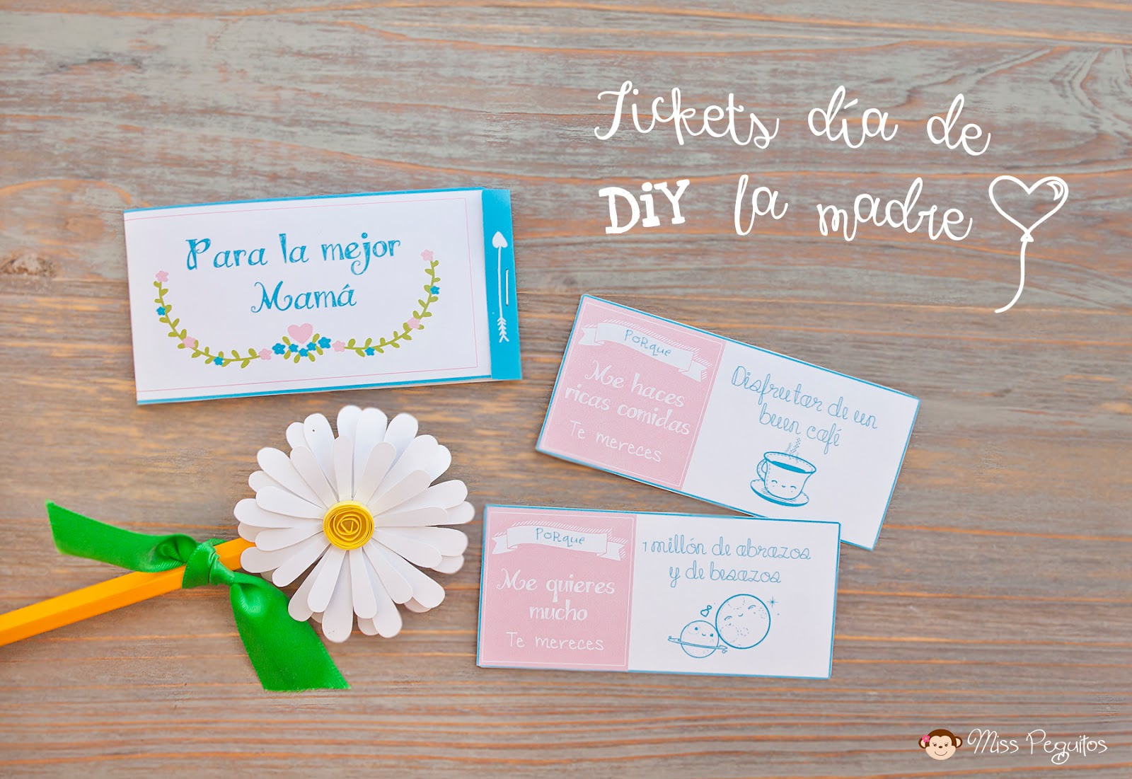 pack día de la madre imprimibles gratis freebies mother day's diy