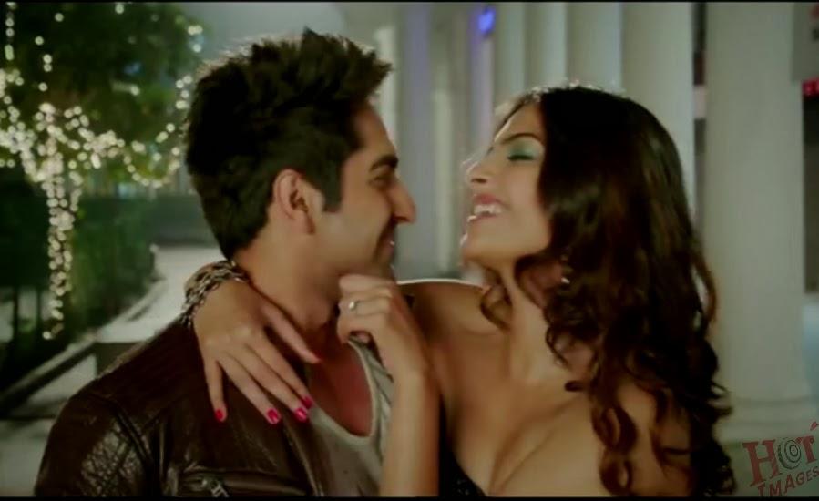 Sonam Kapoor hot pics in bewakoofiyaan