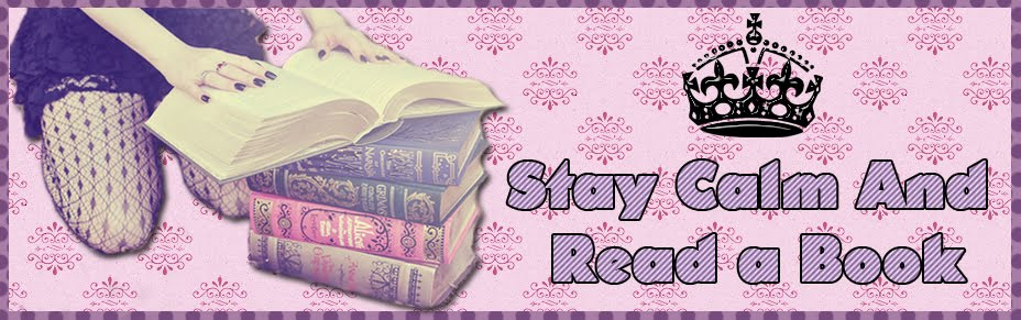 Stay Calm And Read A Book