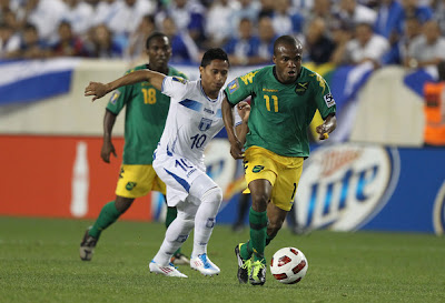 Dane Richards - Jamaica National Team (3)
