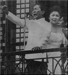 a regime under martial law the presidency of ferdinand marcos Thirty-nine years ago, president ferdinand marcos declared martial law, allowing him to rule the country for 13 years i was then a 19-year-old ateneo college dropout heading the manila and rizal organization of the communist party of the philippines, then a rag-tag band of dreamy-eyed baby-boomers (founder jose sison was then 33 years old, the legendary kumander dante, 29).