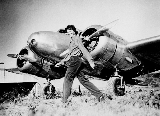 Did Amelia Earhart Have An Affair With Eleanor Roosevelt