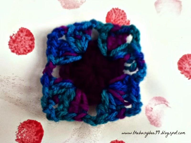 Simple-Crochet-Blanket-Step-2