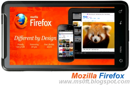 how to download mozilla firefox on android