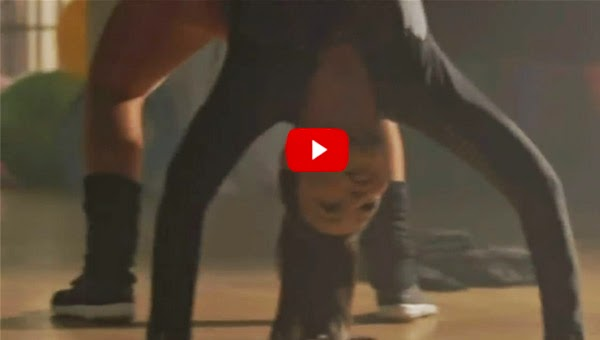 Iza Calzado flaunts sexy body in her own music video #Lebelap